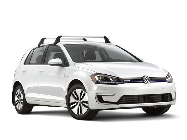 Diagram Base Carrier Bars  (4 door) (5G4071126) for your Volkswagen Golf