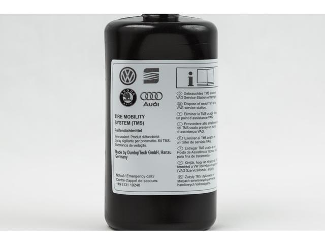 Diagram Tire Sealant (8E0012619) for your Volkswagen Golf